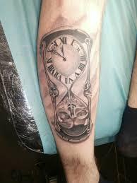 Tetování Přesípací Hodiny Tetování Tattoo