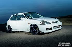 honda civic hatchback 2000. 2000 Honda Civic Type Front Lip 01 Intended Hatchback