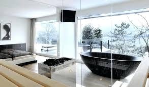 bathtub in bedroom freestanding bathtub in the bedroom no clear separation of bath hotels with bathtub bathtub in bedroom