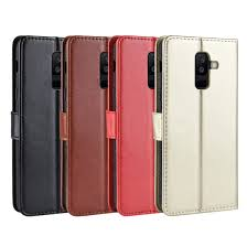 fcluo mobile phone case flip phone card protection leather case for samsung galaxy a6 plus a9 star lite a6 2018 a6sfcluo mobile phone case flip phone card
