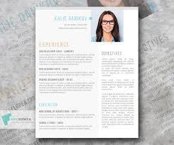 Resume Modern Ex The Modern Clean Resume Template Freebie Freesumes