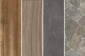 range of design options for vinyl sheet floors