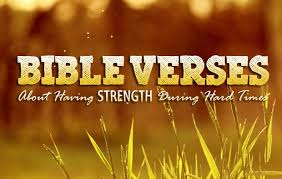 Bible Quotes For Strength Amazing Bible Verses About Having Strength During Hard Times