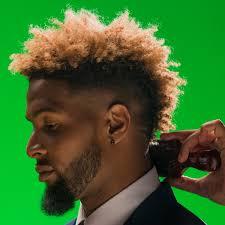 Odell Beckham Jr Haircut Black Men