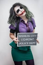 kamikame cosplay genderbend female joker by darknessuniverse