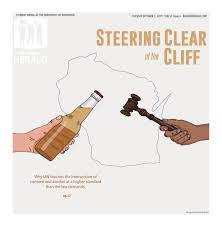 Steering Clear Of The Cliff Volume 51 Issue 6 By The
