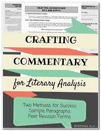 Hints on essay writing