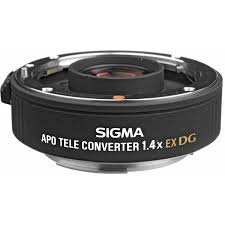 Sigma Apo Teleconverter 1 4x Ex Dg For Canon Ef