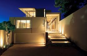 contemporary landscape lighting. benefits of modern landscape lighting at home contemporary r