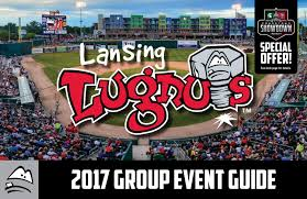 Lansing Lugnuts 2017 Group Event Guide By Pro Sports
