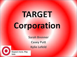 Target Corporation Hierarchy Chart Target Co