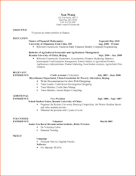 Relevant Coursework In Resume Example Resume Cover Letter Example