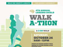 Walkathon Event Flyer Templates By Kinzi Wij Dribbble Dribbble