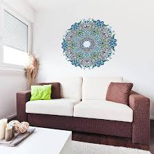 original fl victorian mandala wall art sticker fresh mandala wall stickers