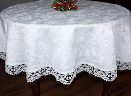 lace tablecloth laurier