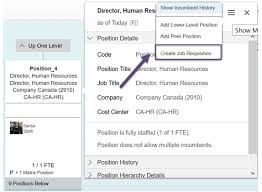 How To Better Control Job Requisition Creation From The