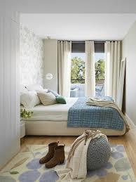 Aufeinander abgestimmte töne und materialien sorgen für eine harmonische atmosphäre. Kleines Schlafzimmer Einrichten 55 Stilvolle Wohnideen