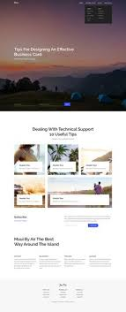 Blox – Responsive Html5 Template With Page Builder