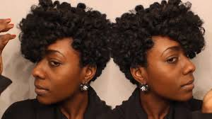 Short Crochet Hair Style Short Tapered Crochet Wig Tutorial Youtube 3849 by wearticles.com