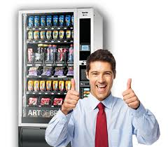 Vending Machine Service For Small Business Delectable About Us Von's Vending Services