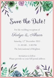 Wedding E Invite Ideas Inspirational Create E Invite Daway Dabrowa