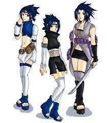 Female Sasuke Likes Naruto Fanfiction
