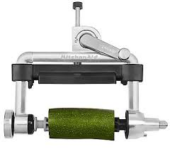 kitchenaid vegetable sheet cutter attachment. premium metal construction kitchenaid vegetable sheet cutter attachment e
