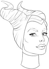 Small Picture Maleficent angelina jolie coloring pages ColoringStar
