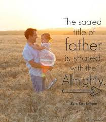 Fatherhood Quotes