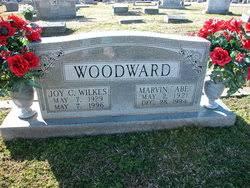 Joy Celeste Wilkes Woodward (1929-1996) - Find A Grave Memorial