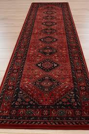 kashqai 4345 300 red hall runner
