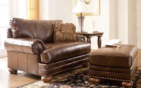 chair and a half with ottoman for better comfort at home furniture and decors com