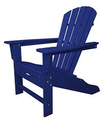 recycled plastic adirondack chairs. South Beach Ultimate Adirondack Recycled Plastic Pacific Blue Chairs W