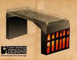 star wars han carbonite desk concept
