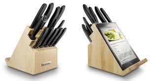 Victorinox 6700015US1 Swiss Classic 15Piece Cutlery Block Set Victorinox Kitchen Knives