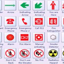 free evacuation floor plan template you