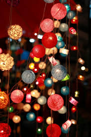 artsy lighting. 10 Ways To Decorate With String Lights, Before Christmas- Wood- Artsy Lighting