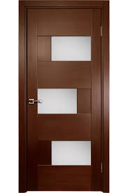 wood modern interior doors