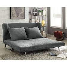 velvet sofa bed futon decor