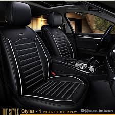 new high quality special pu leather car seat covers for bmw mercedes toyota volkswagen all models car seat covers universal cushion fitting car seat