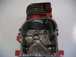Tecumseh 5 HP Horizontal Shaft Hs50 Snow Blower Engine Cylinder ...