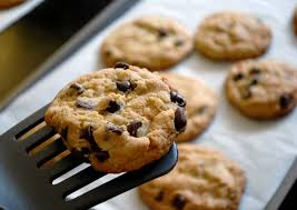 The Chemistry Of Baking Cookies