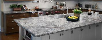 two of the most popular and modern countertop options for kitchens are concrete and expertly designed laminate but how do you choose between two such very