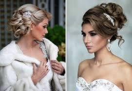 Svatební účes Pro Střední Vlasy Nejlepší Styl Pro Nevěsty V