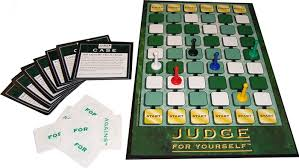 how to play judge for yourself