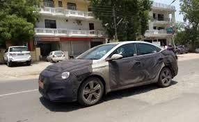 2018 hyundai verna hatchback. new 2017 hyundai verna spotted testing in india 2018 hatchback
