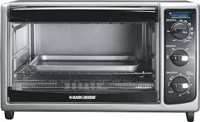 black decker convection countertop oven black 6 slice toaster oven black black and decker natural convection toaster oven reviews black decker 6 slice