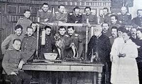 Павлов Иван Петрович Википедия И П Павлов в Императорской Военно медицинской академии 1913 год