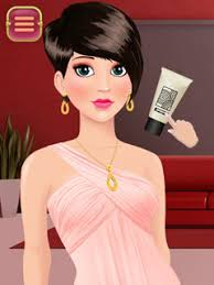 beauty styling salon is the king of makeover games not only can you do styling hairakeup but also a professional manicure and pedicure to give your