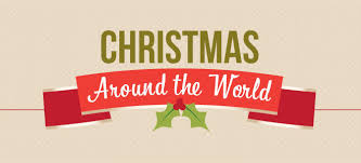 Fun & Weird Christmas Facts Around the World (Infographics)
